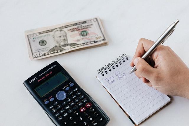 Přepočet peněz