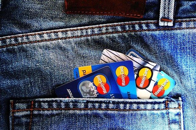 mastercard v kapse