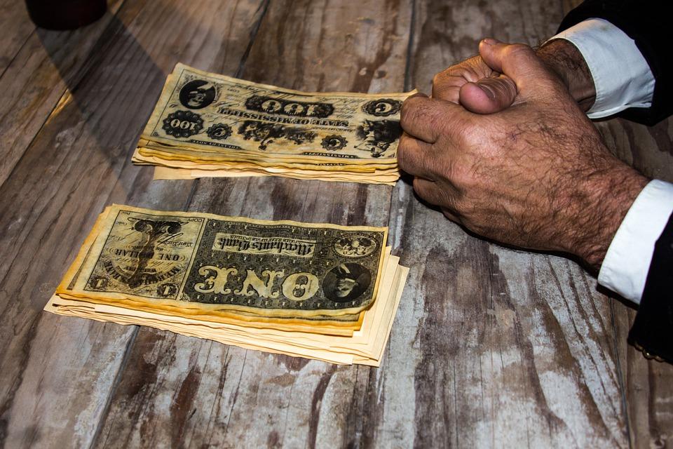 staré bankovky